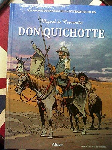 Don Quichotte, Les incontournables de la littérature en BD