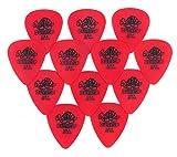 Jim Dunlop, modello Tortex-Plettri da chitarra,: 0,5 mm, confezione da 12 pezzi)