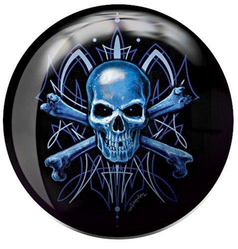 Brunswick Skull Viz A Ball Bowling Ball by Brunswick