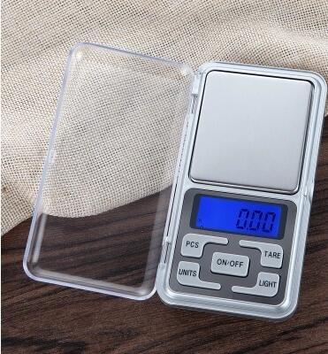 Jthkx bilance da cucina mini bilancia elettronica digitale bilancia tascabile bilancia da tasca display a cristalli liquidi alimentazione dietetica cucina piccola scala, 500g