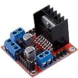 MUZOCT L298N Motorantrieb Controller Board Modul Dual H Brücke DC Stepper Für Arduino