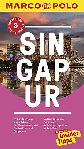 Preisvergleich Produktbild MARCO POLO Reiseführer Singapur: Reisen mit Insider-Tipps. Inklusive kostenloser Touren-App & Update-Service