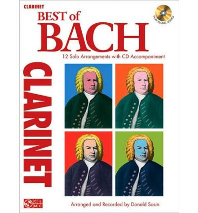 Best of Bach: 12 Solo Arrangements with CD Accompaniment (Mixed media product) - Common