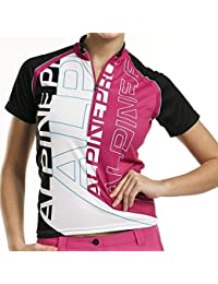 Alpine Pro Camiseta Manga Corta Narrow Magenta S