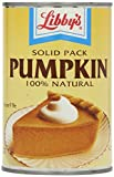 Libby's Solid Pack Pumpkin 100% Natural 425g - Füllung