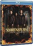 Supernatural Staffel /Season 12 Blu Ray (EU-Import mit deutschem Ton)