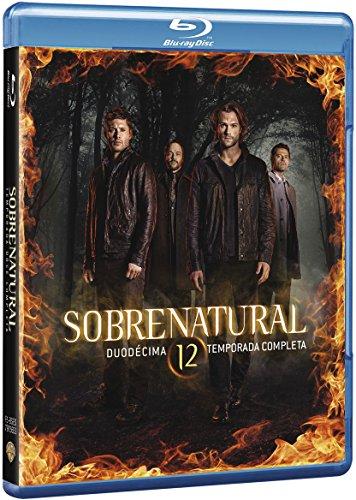 Produktbild Supernatural Staffel / Season 12 Blu Ray (EU-Import mit deutschem Ton)