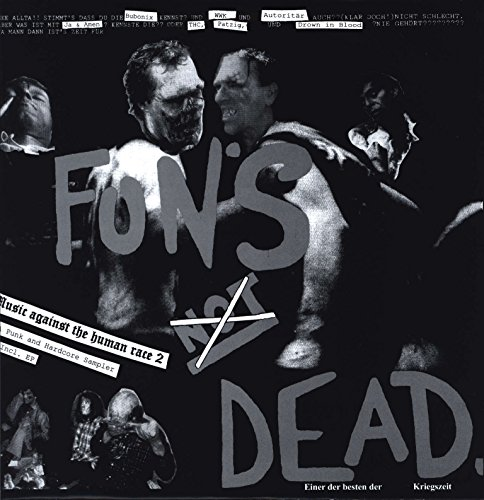 Music Against The Human Race 2 Sampler (Verschiedene Interpreten) [Vinyl LP]