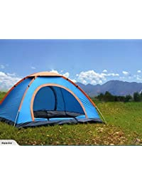 TQWMU 6 Person Portable Picnic Camping Tent Portable Waterproof Tent Outdoor And Camping Tent (For 6-7 Person).