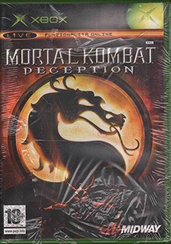 Mortal Kombat Deception Videogioco XBOX Nuovo Sigillato