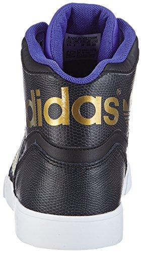 adidas Extaball Damen Hohe Sneakers Schwarz (Core Black/Gold Metallic/Night Flash S15)