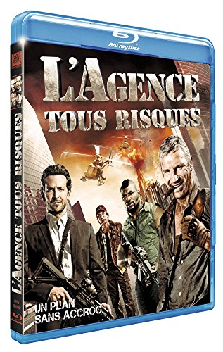 L'agence tous risque [Blu-ray] [FR Import] -