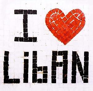 Trois petits points Kit de Mosaico Completo de Tres Puntos, Modelo Love Liban-Geant+, 6192459601236, Universal
