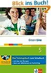 Green Line 5 - Das Trainingsbuch: 5....
