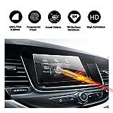 RUIYA Protecteur d'écran en verre trempé pour système de navigation 2017 2018 Opel Crossland X Opel IntelliLink R4.0,Film invisible et transparent, Cristal clair HD,Protecteur d'écran, anti-rayures[7-Pouce]