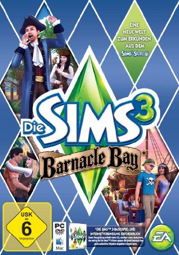 Die Sims 3: Barnacle Bay [Download-Code, kein Datenträger enthalten] (Sims 3 Downloads)