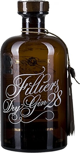 Filliers Dry Gin 28 (1 x 0.5 l)