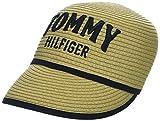 Tommy Hilfiger Straw Cap Gorra de béisbol, Beige (Natural 901), única (Talla del Fabricante: OS) para Mujer