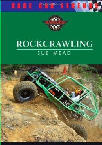 Rockcrawling (Race Car Legends: Collector's Edition) por Sue Mead