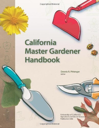 California Master Gardener Handbook [UNABRIDGED] by Dennis R. Pittenger (2002) Paperback
