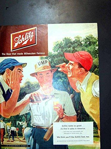 Stampi le Mogli 676J714 di Clark Gable di Formaggio da Spalmare di Kraft dell'Annuncio della Birra di Schlitz