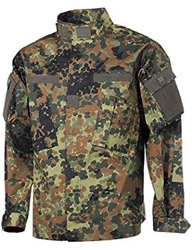 USA chaqueta de campo, ACU, Acanalado - Flecos Camuflaje., XXL
