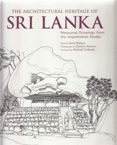 Read Pdf The Architectural Heritage Of Sri Lanka Measured Drawings