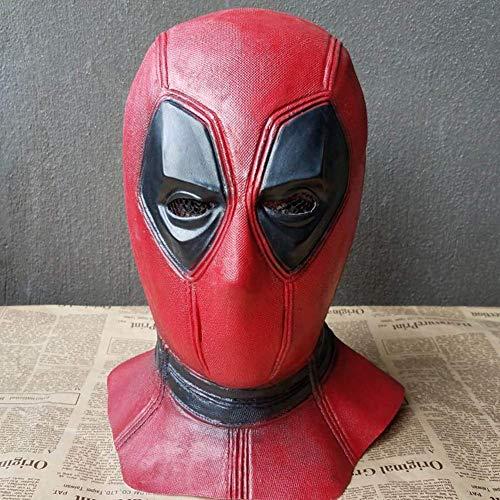 QWhing Festival-Maske Tote Maske Cospaly Halloween Scary Mask Lustige Maske Horror Maske Kostüm ()