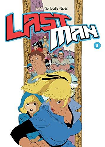 Lastman (Tome 3) (KSTR)