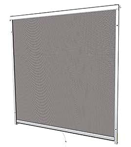 windhager insektenschutz rollo fenster 160 x 160 cm wei 03866 baumarkt. Black Bedroom Furniture Sets. Home Design Ideas