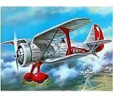 Puzzle 1000 Piezas 3D Diy Aviones De Aire Volando Artesanías Decorativas Classic Puzzle 3D Puzzle Diy Kit Juguete De Madera Regalo Único Decoración Para El Hogar