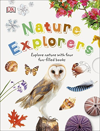 Nature Explorer Box Set (Nature Explorers)