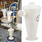 Befied, filtro polvere, separatore a ciclone, separatore centrifugo, classe di efficienza energetica A