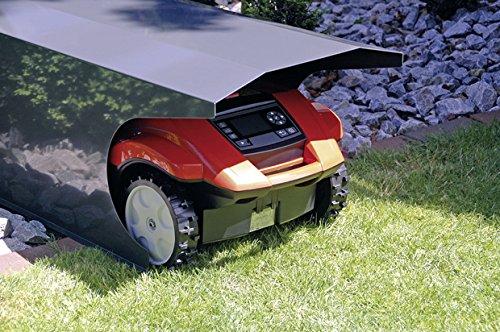 Robotermähergarage, garage per robot tagliaerba Husqvarna 305, 308,Honda Miimo, Bosch, Wolfgarten