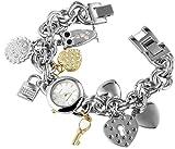 Excellanc Damen-Armbanduhr XS Analog Quarz verschiedene Materialien 152412500024
