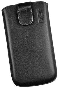 mumbi Etui Ledertasche mit Ausziehhilfe für Samsung i9000 Galaxy S/i9001 Galaxy S Plus