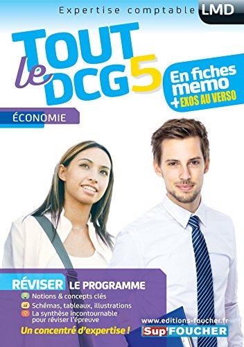 Tout le DCG 5 - Economie