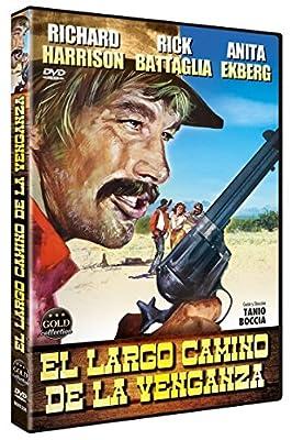 La Lunga Cavalcata Della Vendetta (EL LARGO CAMINO DE LA VENGANZA - DVD -, Spanien Import, siehe Details für Sprachen)