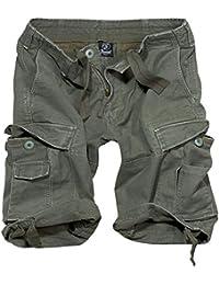 629c417e89 Amazon.es  Verde - Pantalones cortos   Mujer  Ropa