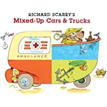 Richard Scarry's Mixed-Up Cars & Trucks