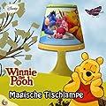 Koopmann Magische Tischlampe Winnie Pooh 655600240 von Koopmann auf Lampenhans.de