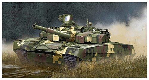 Trumpeter 7595121/35T84BM oplot MBT, Ucrania Maqueta de