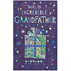 American Greetings Opa Thing Geburtstagskarte mit Folie (5906875)