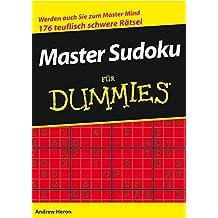 Master Sudoku fur Dummies (Für Dummies)