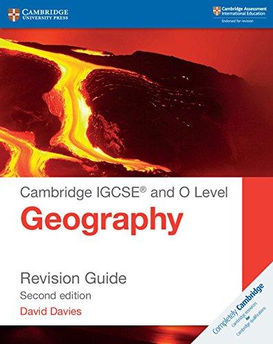Cambridge IGCSE. Geography. Revision guide. Per le Scuole superiori. Con espansione online (Cambridge International IGCSE) por Gary Cambers