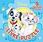 Mon petit livre puzzle : 5 puzzles de...