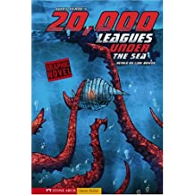 20,000 Leagues Under the Sea (Graphic Revolve) (Graphic Fiction: Graphic Revolve)
