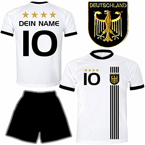 Nr Name rot Österreich KINDER Trikot SATZ Hose Stutzen EM 2016 Fußball inkl