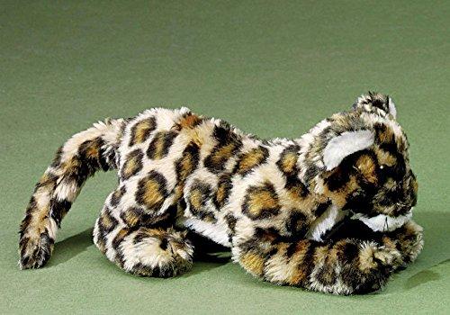 Preisvergleich Produktbild Förster Stofftiere 7430 Jaguar-Baby liegend 25cm