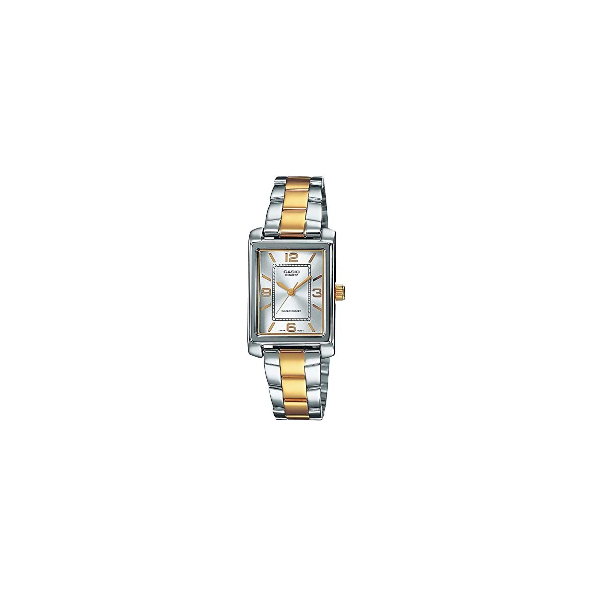 51o6ouP2yGL. SS1200  - Casio Collection LTP-1234PSG-7A, Reloj para Mujer, Bicolor